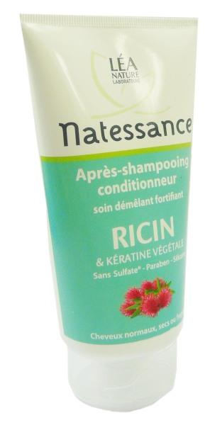huile de ricin apres shampoing